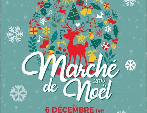 Marché de Noel -Ormesson sur Marne