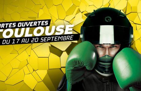 Animation micro portes Ouvertes Speedway Toulouse