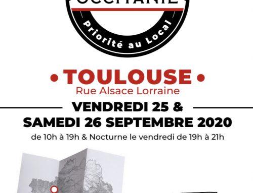 """Village """"Fabriqué en Occitanie """" -Toulouse"""