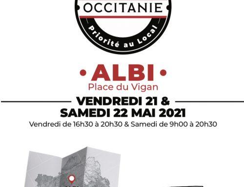 Tournée Fabriqué en Occitanie-Albi –